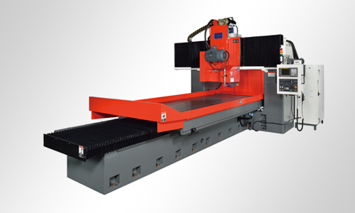 Double Column Grinding Machine